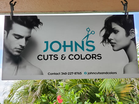 John's Cuts & Colors